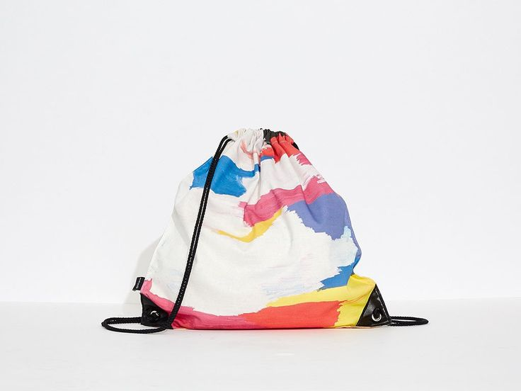 Drawstring Bag Sally Gabori