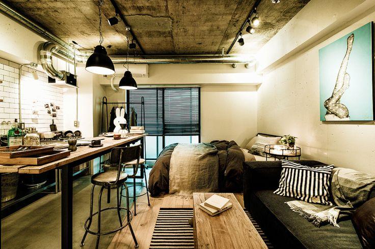 インテリアコーディネート・空間デザイン実例 054 R A L P H | おしゃれ家具、インテリア通販のリグナ