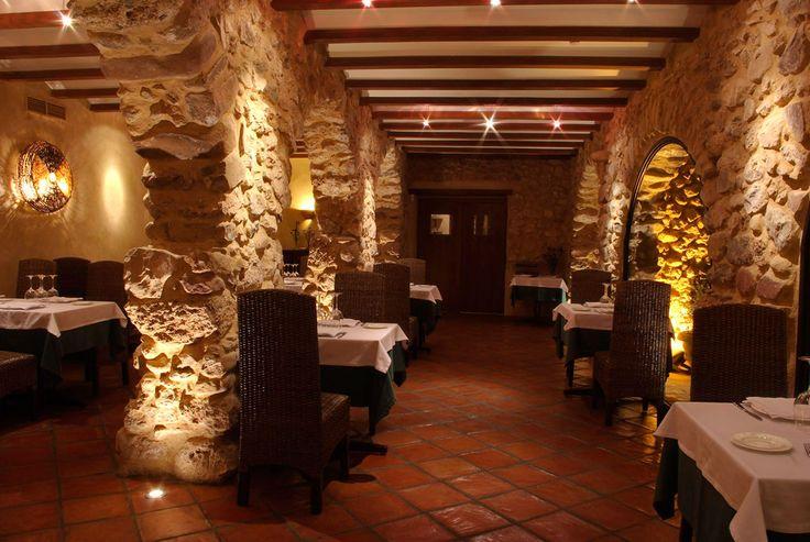 Restaurantes: Masía Durbá (Castellnovo, Castellón)