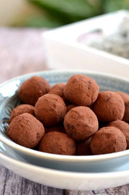 Mindenmentes csokoládétrüffel recept