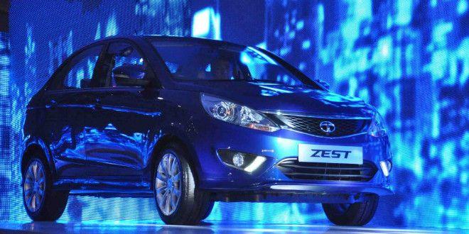 Tata Zest Compact Sedan Price, Details, Photos