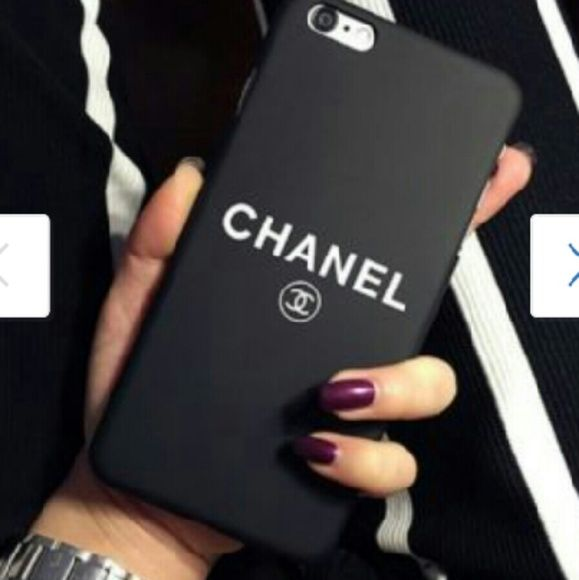 Chanel phone case for 6plus . Accessories Phone Cases Cell Phones & Accessories - Cell Phone, Cases & Covers - http://amzn.to/2iNpCNS