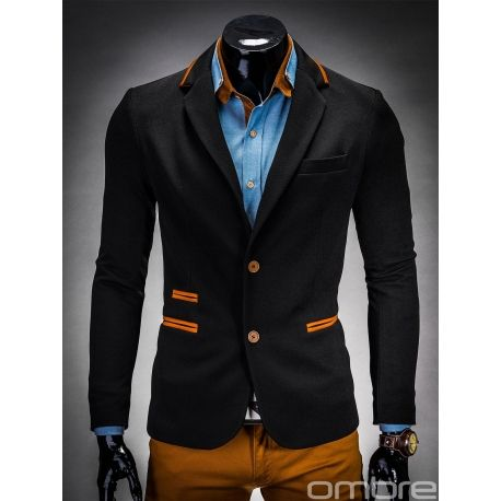 Black tailor fit OMBRE suit jacket for everyday wear. Fantastic finish on the collar and at the pockets! For 63 EUR its an absolute BARGAIN!!!: www.taylorsfashion.eu