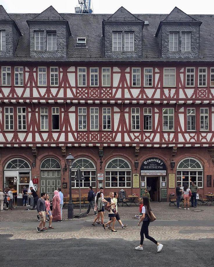 Francfort-sur-le-Main Allemagne