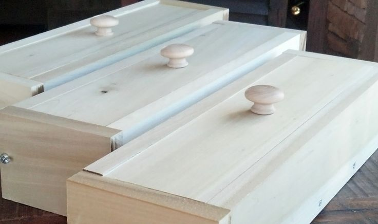 Soap Mold Boxes