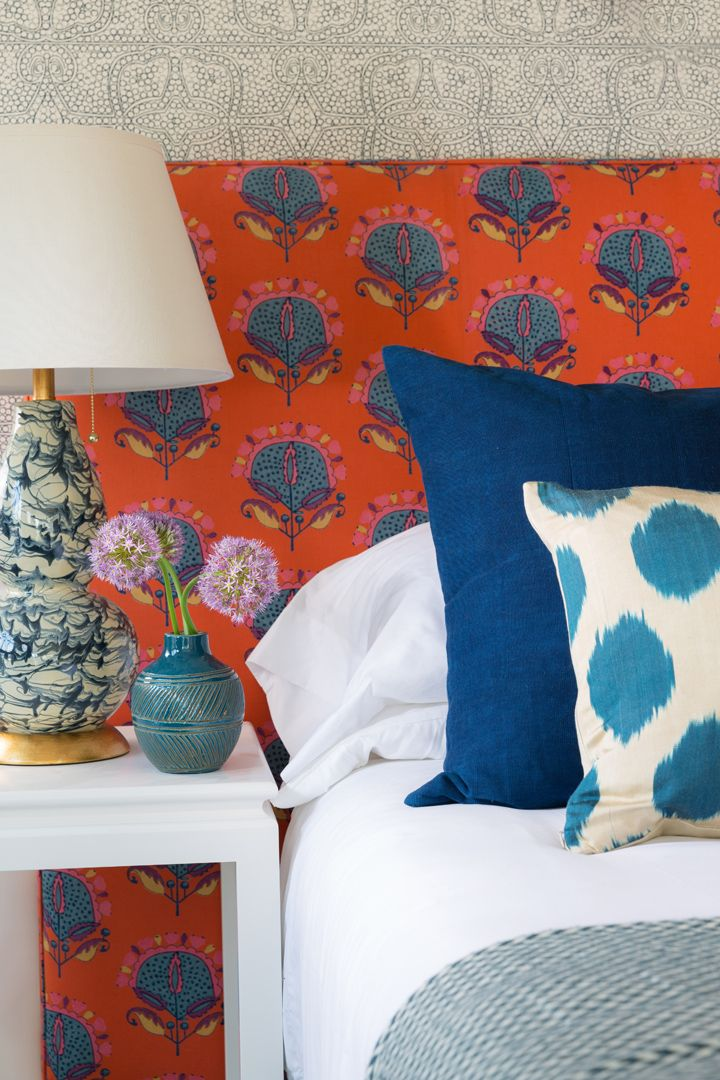 pattern play at The Christopher hotel on Martha's Vineyard