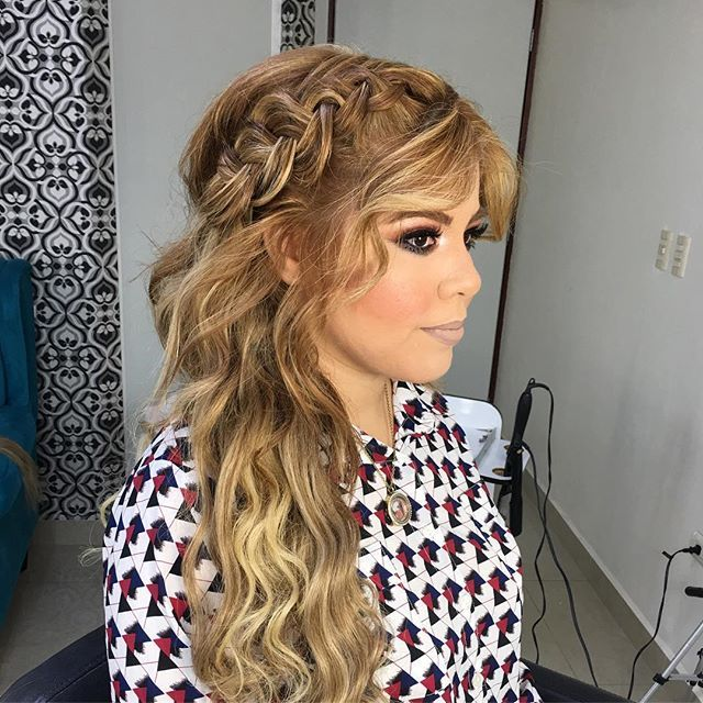#braidstyles#ondas#messi#hairstyle#braidideas @denisecastillomakeup @hairstylevickynunez