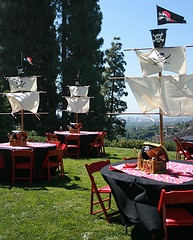 pirate table decorations - Google Search
