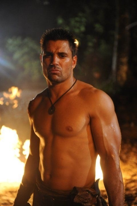 Manu Bennett - Crixus #Spartacus