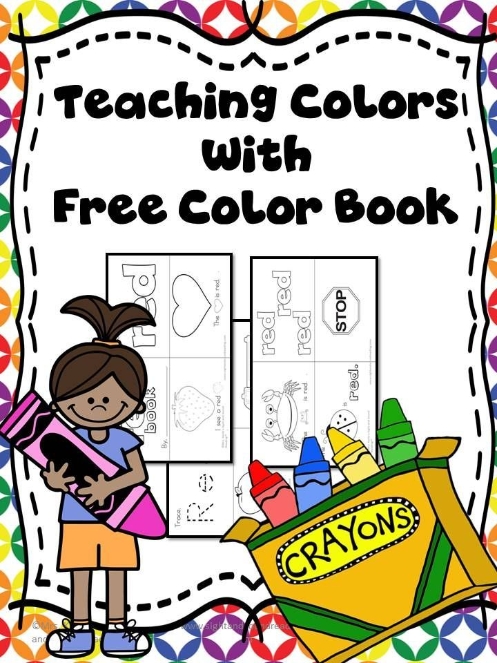 best 25 preschool colors ideas on pinterest preschool color activities learning colors and color activities - Colors Book