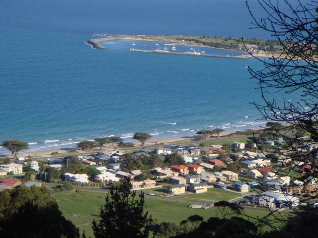 Apollo Bay - highly recommend you use this as your base for a holiday around the Great Ocean Road.