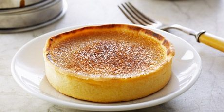 Pumpkin Creme Brulee Tarts Recipe