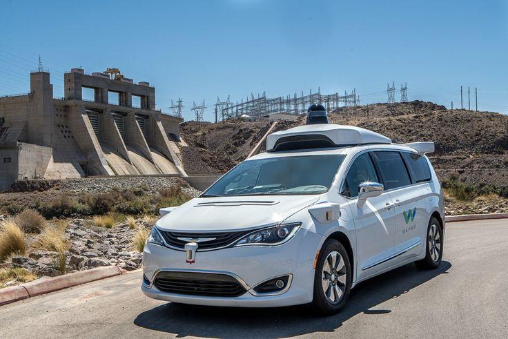 Waymo's Autonomous Chrysler Van Takes A Road Trip To Vegas #Android #Google #news