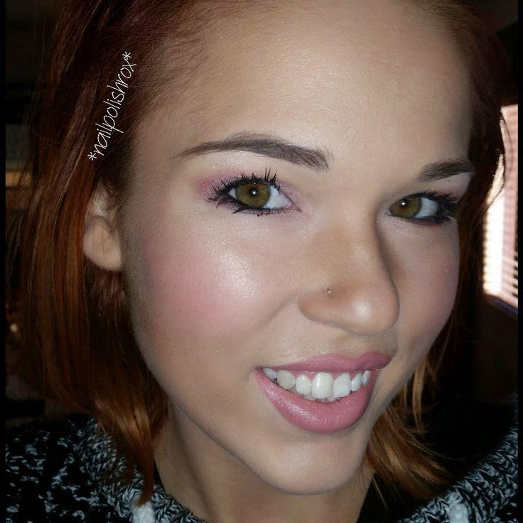 nailpolishrox04: pretty soft pink eyes