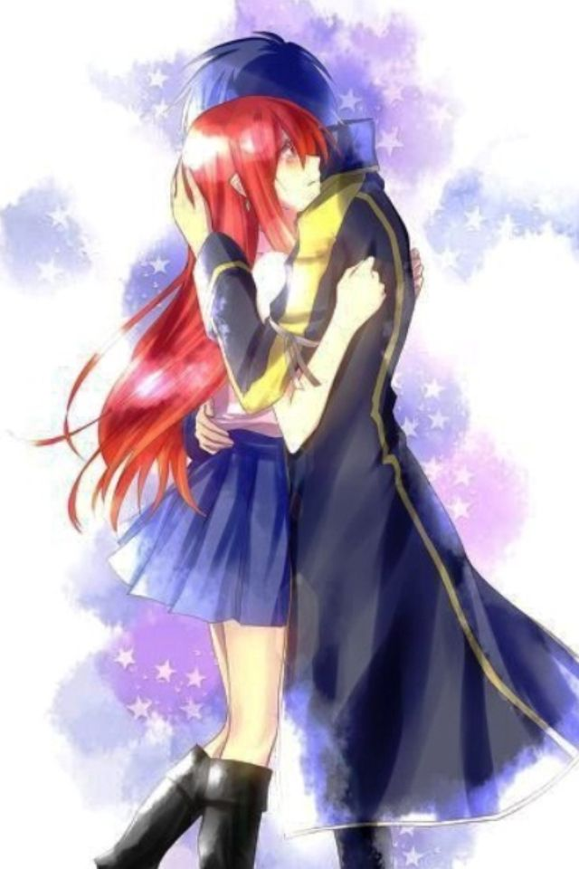 109 best Erza x Jellal images on Pinterest | Fairy tales ...