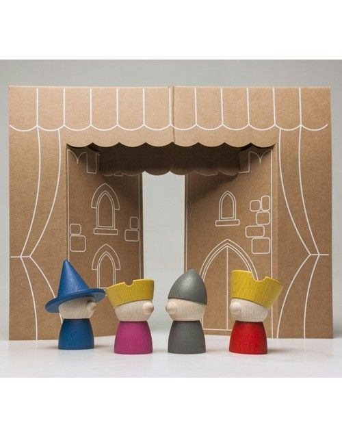 Teatrzyk Magiczne Królestwo The Storytellers