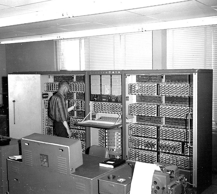 The name of this computer, alone, sounds like a #TBT worthy of sharing! This was the Datatron-205 (can't imagine what the previous version looked like) that was detailed to the USGS from NASA Ames Research Center back in 1964. Valued at a mere $287,000, the Datatron was to be used for astrogeological studies. NASA had used it for testing spacecraft, but it was provided to the USGS to refine and detail lunar photos for the astronauts as they approached the Moon so they could better underst...