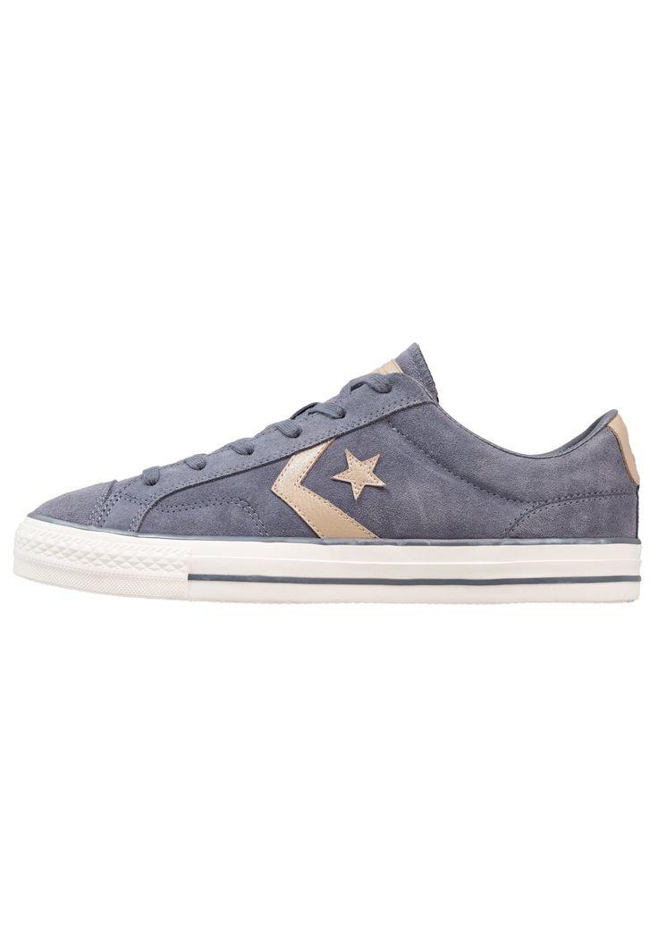 Converse STAR PLAYER OX - Baskets basses - sharkskin/khaki/egret - ZALANDO.FR