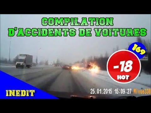 Compilation d'accident de voiture n°169 + Bonus / Car crash compilation #169