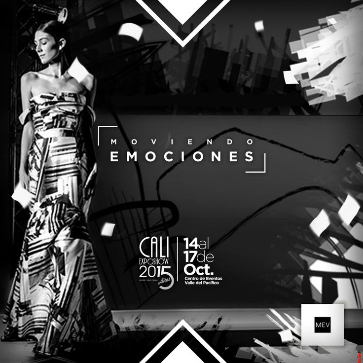 No te pierdas la colección Impresiones de María Elena Villamil, con siluetas femeninas y ajustadas en una paleta de colores puros, en la Pasarela CARACOL T.V. este viernes 16 de octubre a las 8:30 p.m. en el Centro de Eventos Valle del Pacífico!