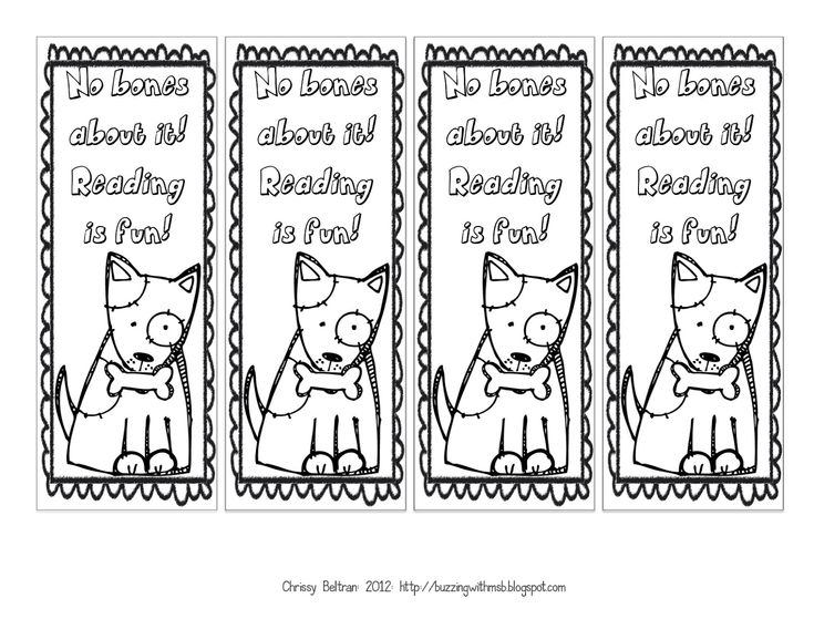 The 25 best Bookmark template ideas – Christmas Bookmark Templates