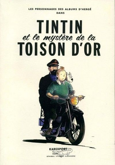 Épinglé sur Tintin