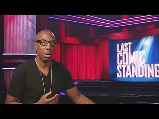 Last Comic Standing - Season 8: JB Smoove Interview -- Host JB Smoove talks about the new and improved Last Comic Standing. -- http://www.tvweb.com/shows/last-comic-standing/season-8--jb-smoove-interview