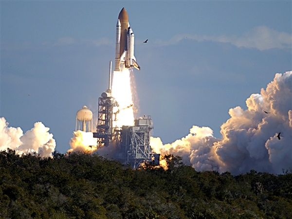 nitty gritty science space shuttle mission sequence - photo #4