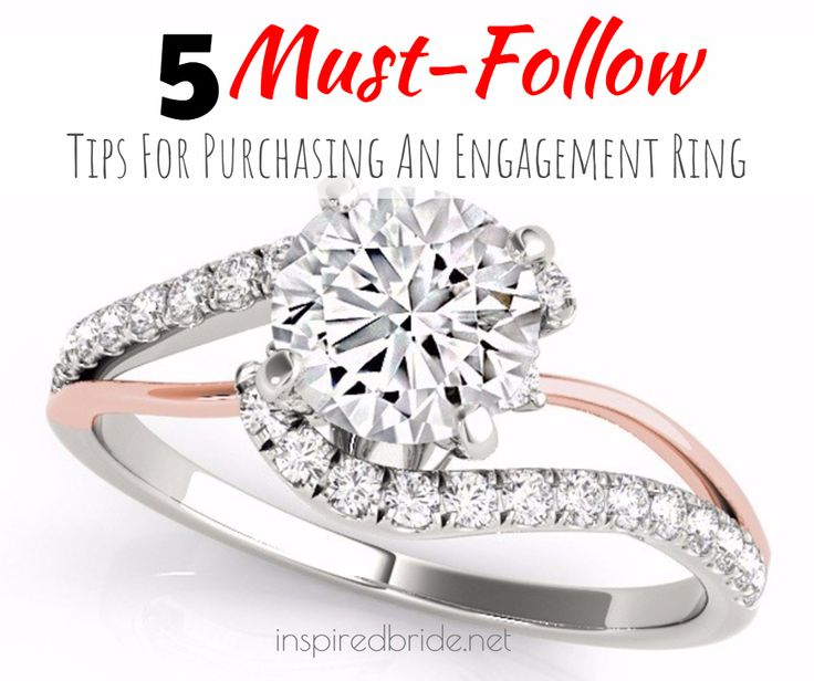To help clear up engagement ring confusions, we've put together some tips to make the shopping process easier to undertake. Check them out below!