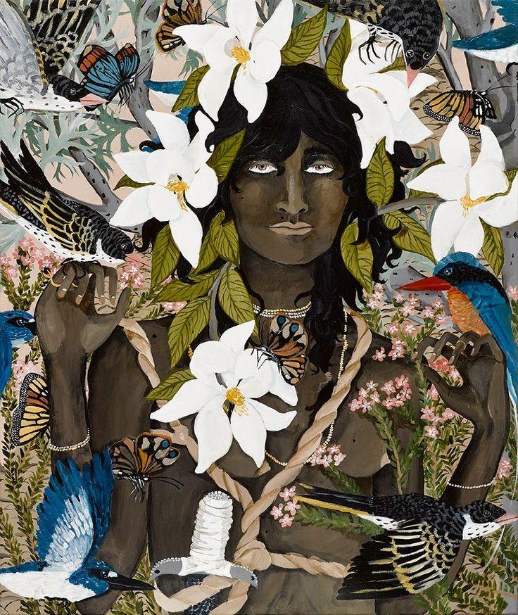GypsyYaya : Inspiring Artist | Leah Fraser