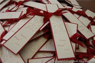 Bookmarks for Ramona.
