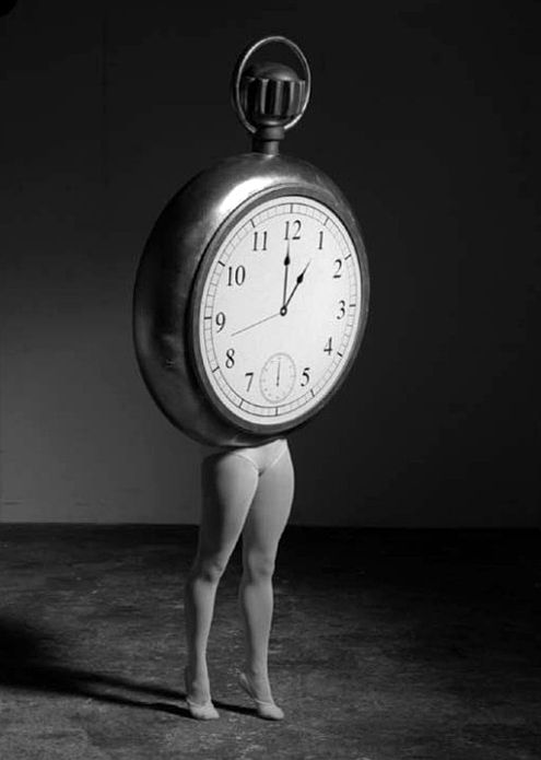 When your pocket watch gets tired of just laying around...