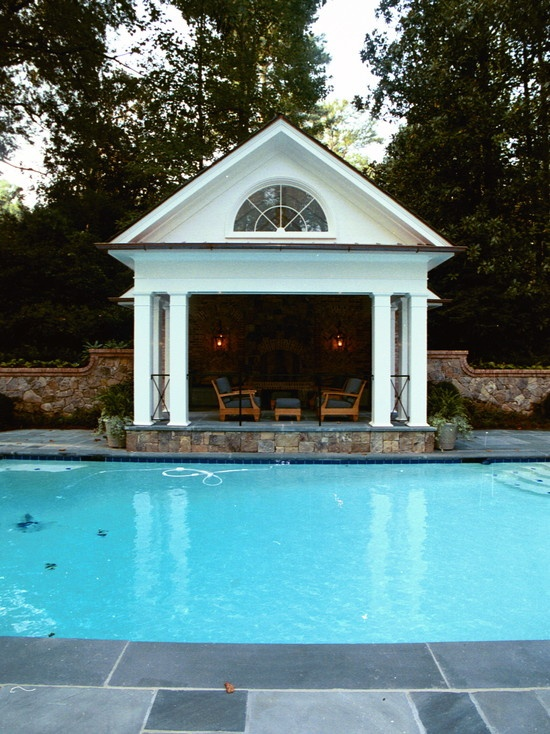 Outdoor House Pools