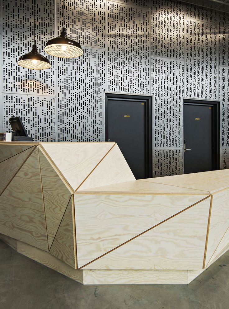The 25 best reception desks ideas on pinterest for Bureau reception