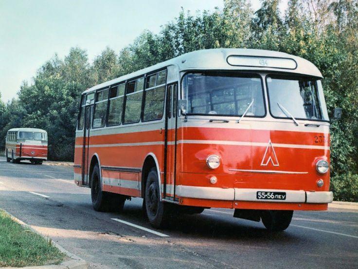 """ЛАЗ-695М """"Львов"""" '12.1969–12.1975"""