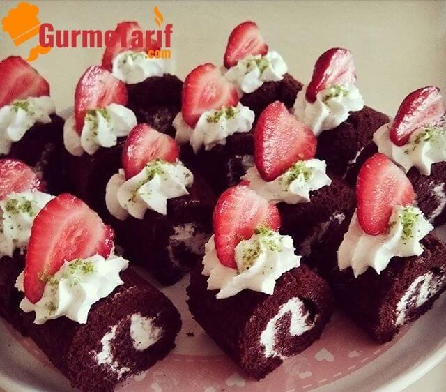 Mini rulo pasta tarifi - Hem hafif, hem lezzetli bir o kadar da pratik misafirlerinizin ağzını tatlandırın tarif isterlerse hiç uğraşmayın en kolayı site...