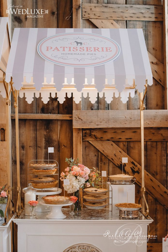Caleb and Chelsie's Gorgeous Barn Wedding - Wedding Decor Toronto Rachel A. Clingen Wedding & Event Design