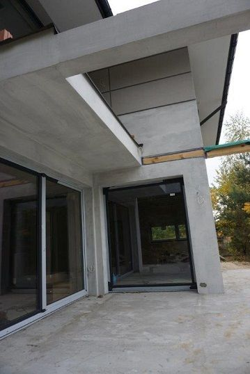 Taras projektu Modena #taras #projekt #dom