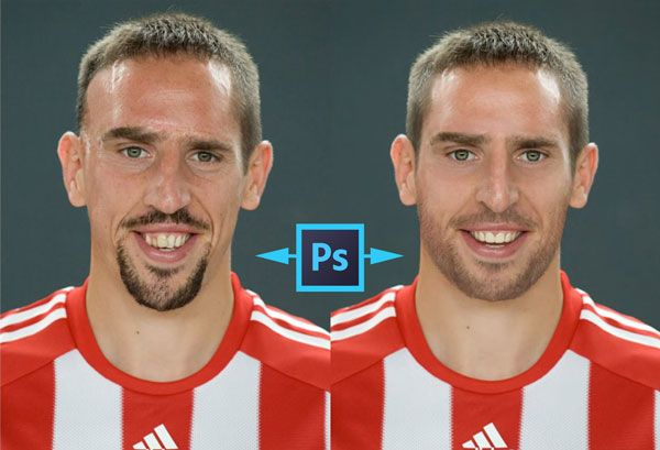 [Fun] – Photoshop versus Franck Ribéry