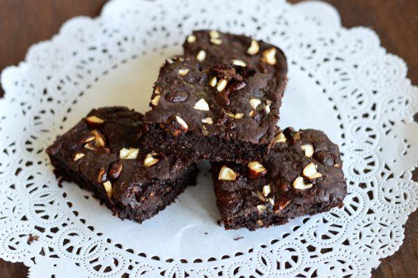 Bakekonas brownies