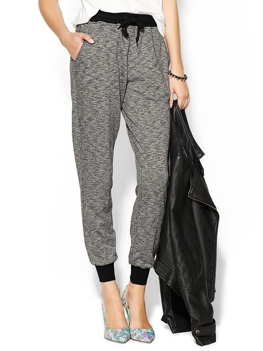 Fall Trend: Sport Chic - Piperlime's glam sweatpants