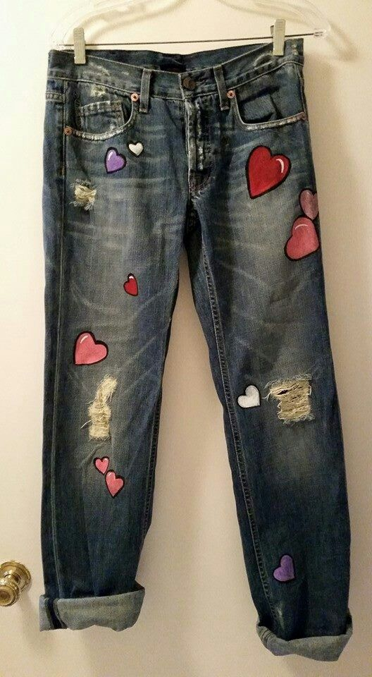 Adult jeans