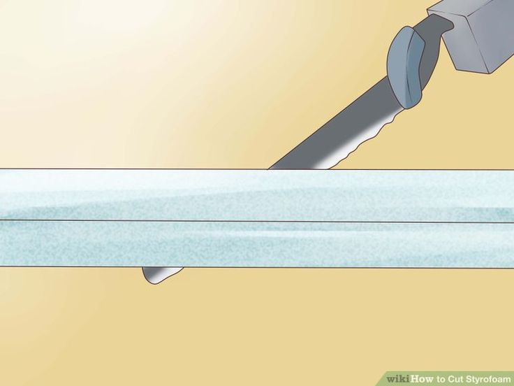 How to Cut Styrofoam: 7 Steps (with Pictures) - wikiHow