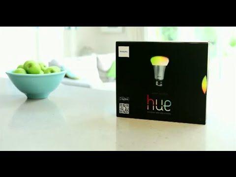 PHILIPS HUE, sistem iluminat personalizat 3x9W, E27, pachet Starter http://www.etbm.ro/philips-hue---connected-lighting
