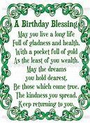 Irish Birthday Wish - Bing Images