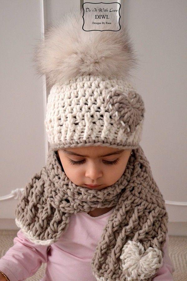 17 best Hand knitted balaclava for children & baby. 100% Merino ...