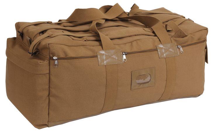 Mossad Tactical Duffle Bag - Rothco