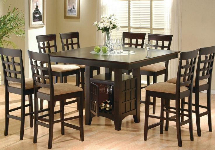 The Chairs Types of Kitchen Dinette Sets