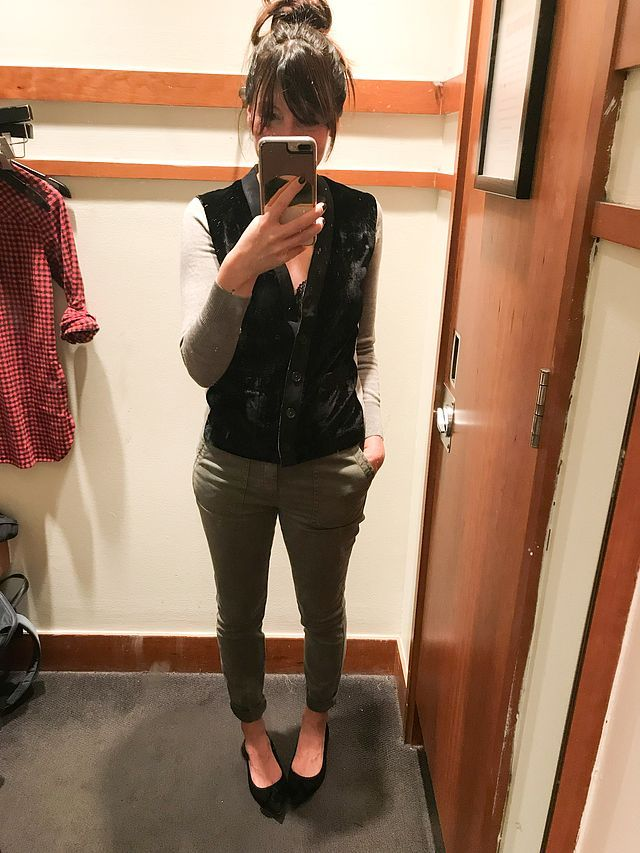 What to Buy At J.Crew Right Now (With….SELFIES)
