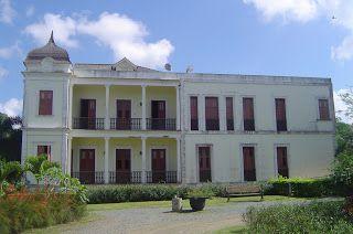Foto Blog Puerto Rico: Museo Castillo Labadie, Moca